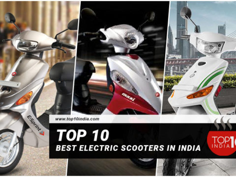 Top 10 Best Electric Scooters In India