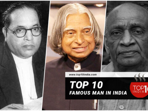Top 10 Famous Man In India