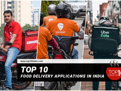 Top 10 Food Delivery Applications In India