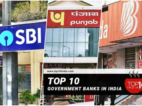 Top 10 Government Banks In India