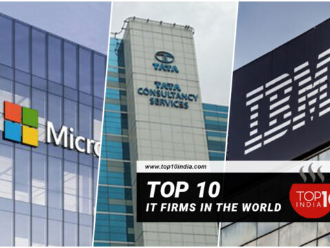 Top 10 IT Firms in the World