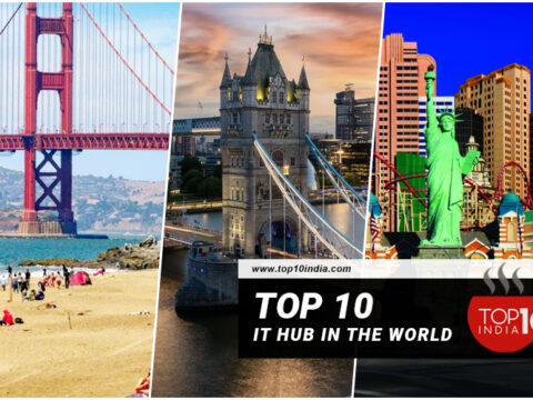 Top 10 IT Hub in the World