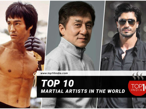 Top 10 Martial Artists In The World