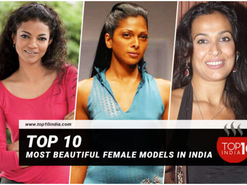 Top 10 Most Beautiful Female Models In India