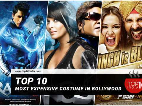 Top 10 Most Expensive Costume In Bollywood