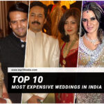 Top 10 Most Expensive Weddings in India