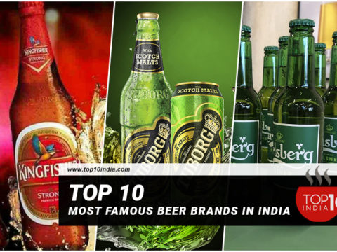 Top 10 Most Famous Beer Brands In India