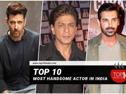 Top 10 Most Handsome Actor in India