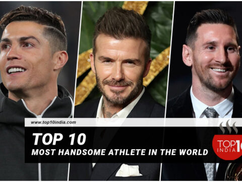 Top 10 Most Handsome Athlete in The World