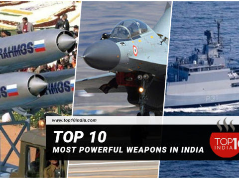 Top 10 Most Powerful Weapons In India