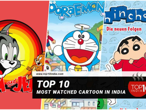 Top 10 Most Watched Cartoon In India