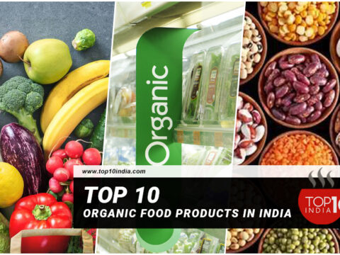 Top 10 Organic Food Products in India