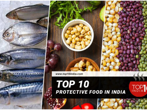 Top 10 Protective Food in India
