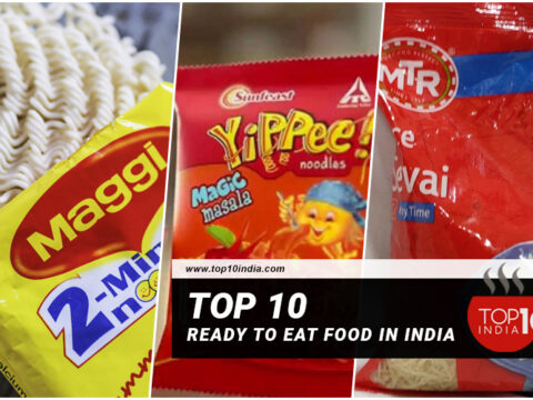 Top 10 Ready to Eat Food in India