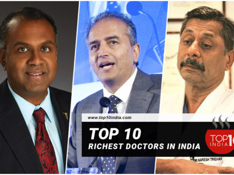Top 10 Richest Doctors In India