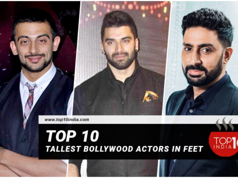 Top 10 Tallest Bollywood Actors In Feet