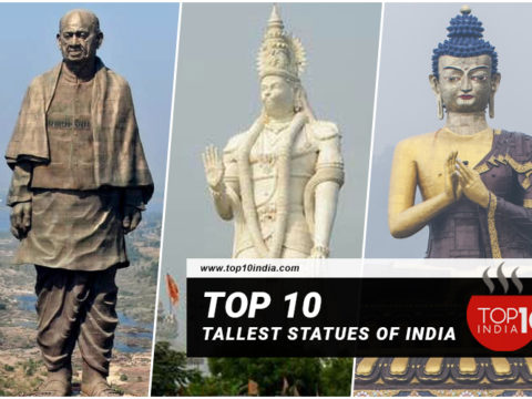 Top 10 Tallest Statues Of India