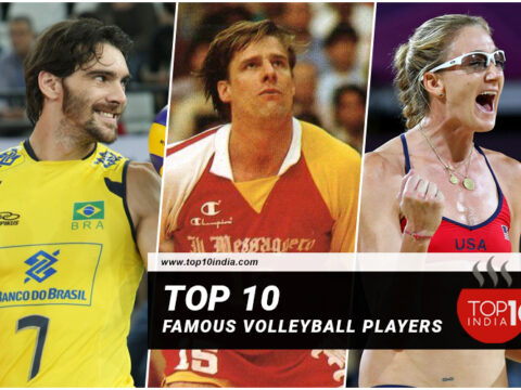 Top 10 famous volleyball players