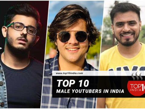 Top Male Youtubers in India