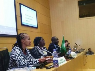 African Union Commission Services Sector Development Workshop – Addis Ababa, 1 October 2016