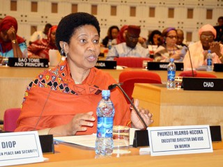 Africa to speak in one voice on key issues to boost women's economic empowerment at CSW61