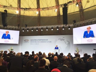 G20 Africa Partnership Conference: Speech by German Chancellor Angela Merkel