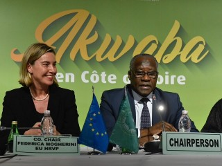 Foreign Affairs Ministers of Africa and Europe convene in Abidjan to brainstorm on joint development issues