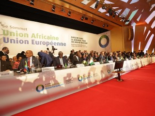 African Union-European Union Summit: Investing in youth for a sustainable future