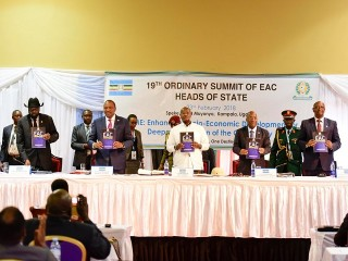 Joint Communiqué: 19th Ordinary Summit of Heads of State of the East African Community