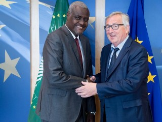 EU and African Union Commissions step up their cooperation to support young people, jobs and peace