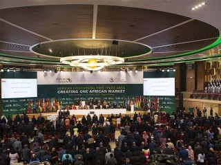 Rwanda deposits instruments of AfCFTA and Free Movement of people ratification