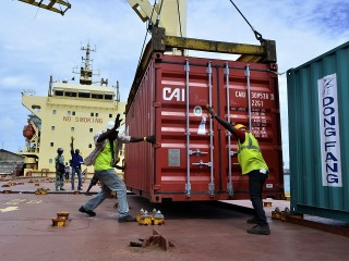 Trade logistics gap persists between developed and developing countries
