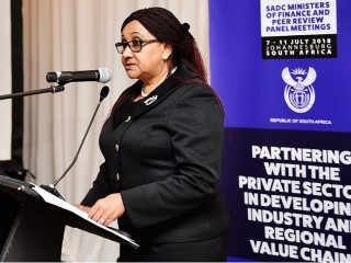 SADC Committee of Ministers of Finance and Investment meets in Johannesburg