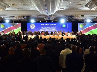 SADC hosts the 38th Ordinary Summit of the Heads of State and Government in Windhoek, Namibia