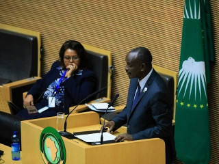 20th Extraordinary session of the African Union Executive Council held in Addis Ababa