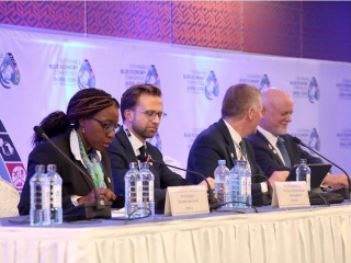 ECA chief pledges continued support for Africa's blue economy