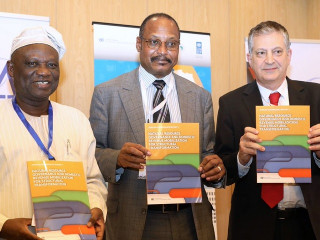 AGR-V launched in Kigali; emphasises need to improve governance of Africa's abundant natural resources