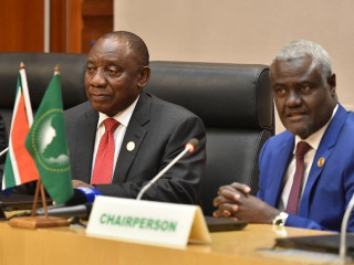 President Ramaphosa deposits SA's AfCFTA instrument of ratification