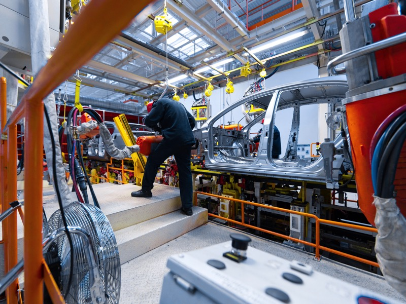 South Africa's Role in the Automotive Components Trade in Africa
