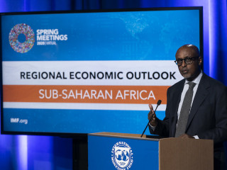 Transcript of Sub-Saharan Africa Regional Economic Outlook Press Briefing, April 2020