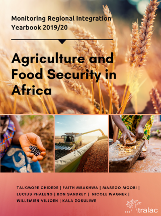 Monitoring Regional Integration Yearbook 2019/20: Agriculture and food security in Africa