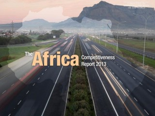 Regional integration key to Africa's future competitiveness