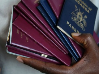 Appeal for single African passport