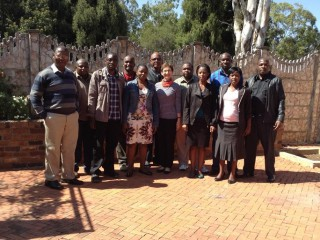 Training Programme – Drafting and Negotiating Investment Treaties: Zimbabwe, August 2014
