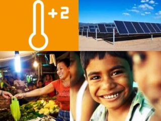 Actions on renewable energy and energy efficiency in developing countries could reduce emissions by 1.7 gt/year by 2020