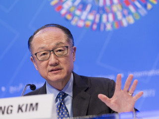 World Bank Group President outlines principles to drive private investment toward development goals