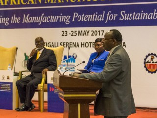 2nd East African Manufacturing Business Summit: The Kigali Resolutions
