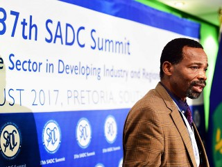 37th SADC Summit: Harnessing public-private partnerships