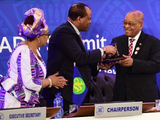 37th SADC Summit draws to a close