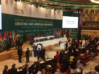 10th Extraordinary Session of the Assembly of the African Union on AfCFTA held in Kigali